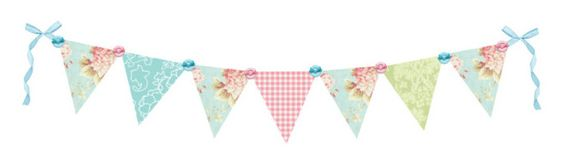 """New contest: bunting"" by divacrafts ❤ liked on Polyvore featuring art and Original"
