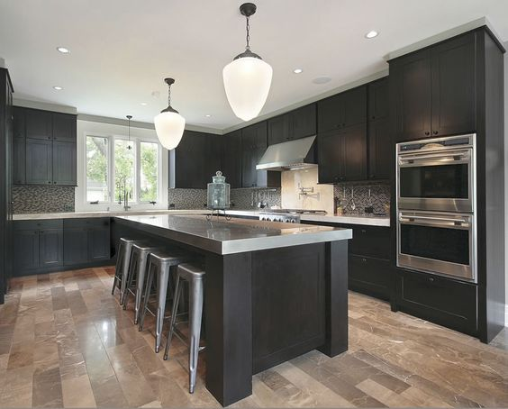 countertops kitchens floors dark kitchens dark woods kitchen cabinets