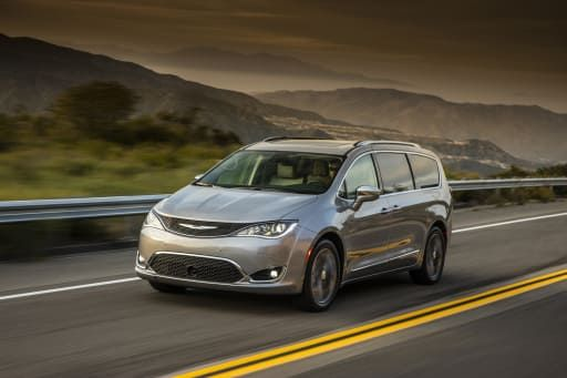 2019 Chrysler Pacifica What Does It Cost To Fuel Up Chrysler
