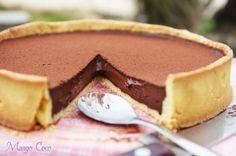 La tarte au chocolat de Frédéric Anton