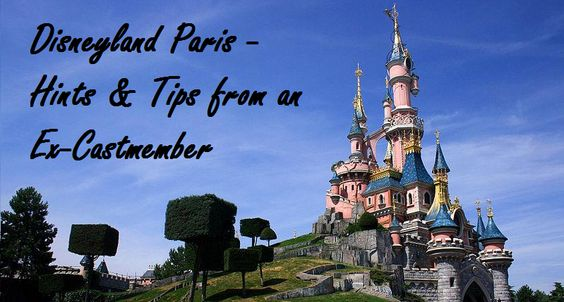 Disneyland Paris - Hints & Tips, Shortcuts There are several paths and walkways...