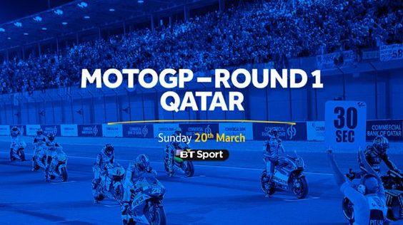 Watch round one of the MotoGP season live from Qatar on BT Sport 2.