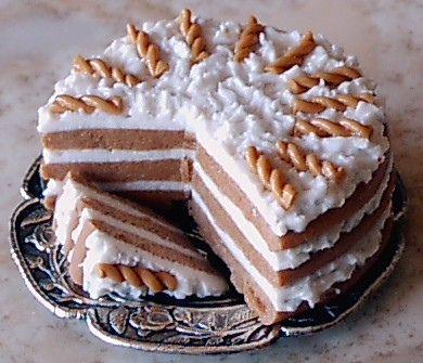 Cookie Cake  (Bolo de Bolacha)
