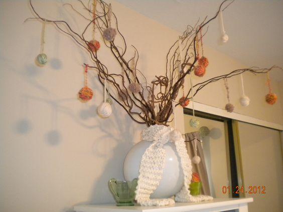 Yarnballs & Twigs