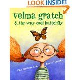 Great book. Goes over the life cycle of the butterfly and terms such as migration, metamorphosis, and chrysalis. Deals with a young girl who wants to fit in at school and do as well as her older siblings
