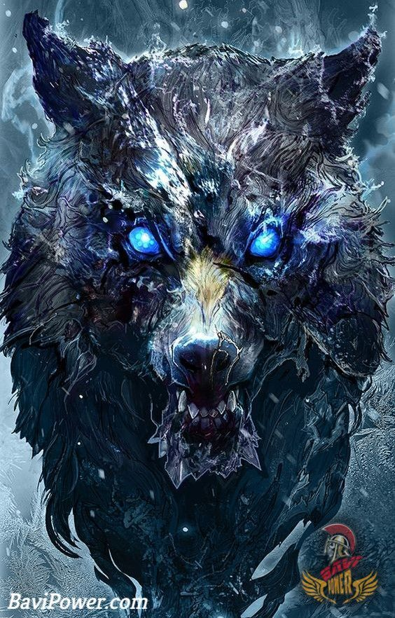 The Children Of Loki Wolf Artwork Wolf Spirit Animal Wolf Wallpaper