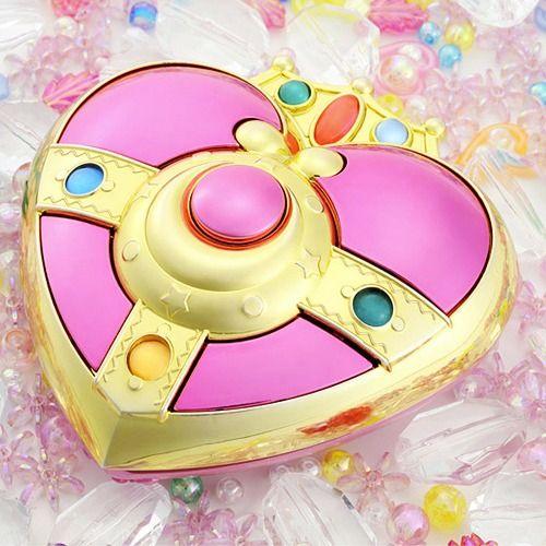 CDJapan : Sailor Moon S Moonlight Memory Cosmic Heart Mirror Case Collectible