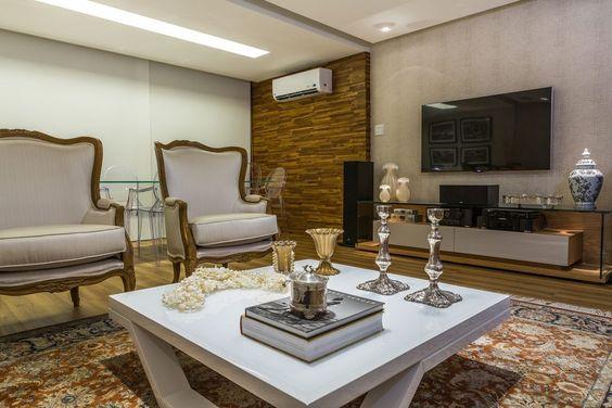 Apartamento Decorado Pituba Ville - Salvador - Ba Projeto: Roberta Rennó Arquiteta
