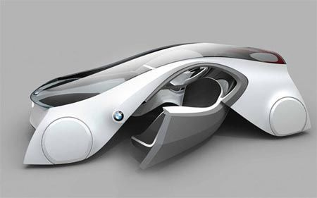 bmw concept - Cars of the future