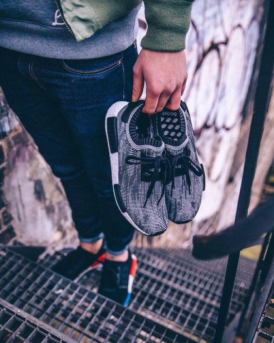pybdsl TONIGHT | Adidas NMD Runner PK | EU 37 1/3 - 47 1/3 | Priced At