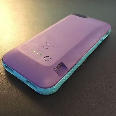Belkin Grip Power 2000mAh Battery Charger Case for iPhone 5/5s - Purple https://t.co/ojfW5Z0m2L https://t.co/l0koF30LFj