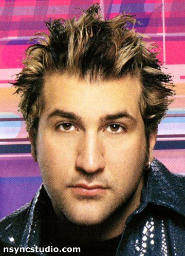 joey fatone and his wife