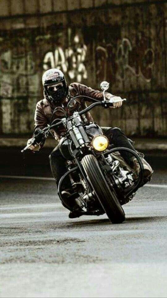 It S A Man S World Motorcycle Harley Custom Custombike Ride Bikerstyle Bikerfashion Customize Chopper Bobber Bikes Motorcycle Harley Bobber Motorcycle