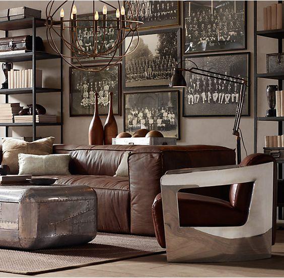 Tinh tế trong việc chọn sofa da tphcm  phòng khách cho công ty