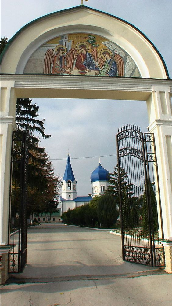 Kloster Frumoasa ◆Moldawien – Wikipedia http://de.wikipedia.org/wiki/Moldawien #Moldova