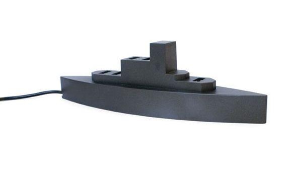 Battleship USB Hub $17.95 #gadget #usb #hub