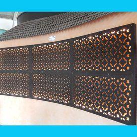 Metal Lattice Laser Cut Panels Pinterest Outdoor
