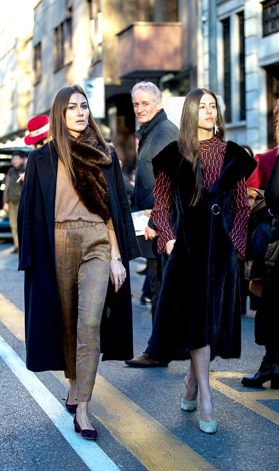Everyone Is Watching These Two It Girls via @WhoWhatWear: