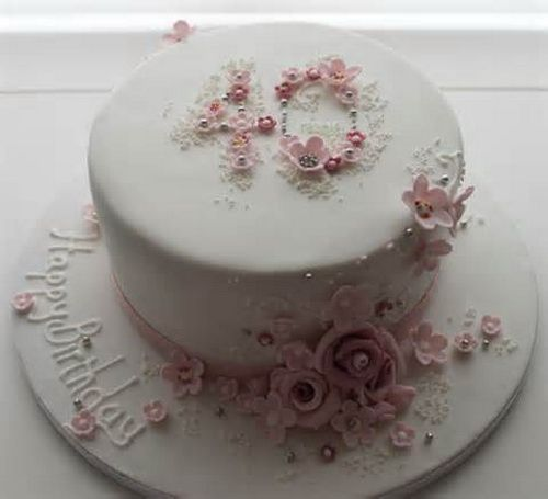 Birthday Cake for Adults