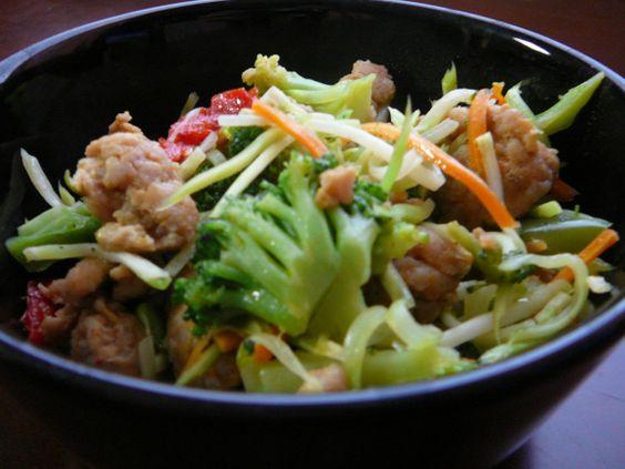 ... Foods/Drinks/Desserts | Pinterest | Broccoli Slaw, Stir Fry and Paleo