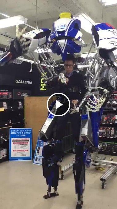 Robor é criado e vai ser substituido e Homem