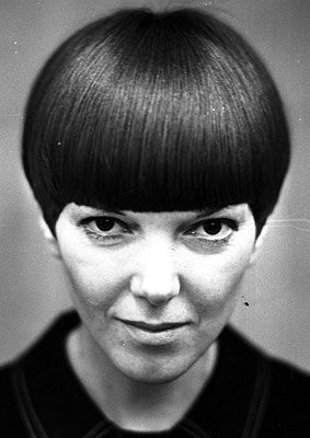 Mary Quant ♥ : is a Welsh fashion designer and British fashion icon, who was instrumental in the mod fashion movement ... She was one of the designers who took credit for inventing the miniskirt and hot pants