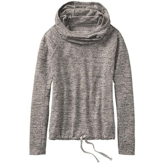Athleta Blissful Hoodie ($89) found on Polyvore