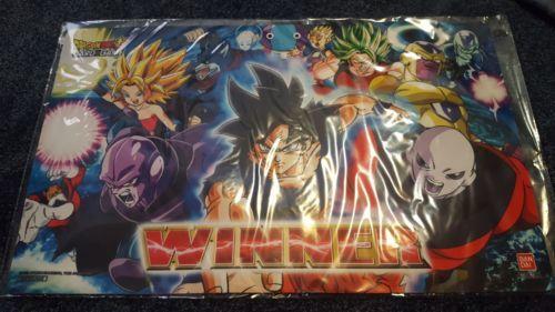 Dragon Ball Super Cards Miraculous Revival Playmat Mousepad  NEW!!