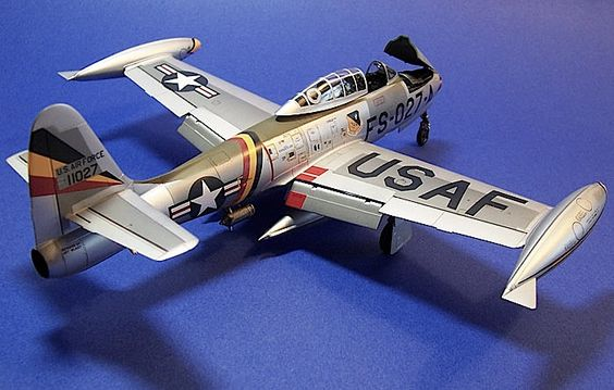 Republic F-84G Thunderjet