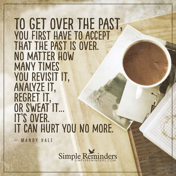 We are often told that we are the products of our past experiences.?