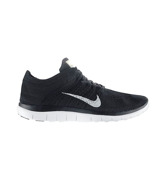 Try these simple gym sneakers for gear that is practical and comfortable. // Free 4.0 Flyknit Women's Running Shoe at Nike