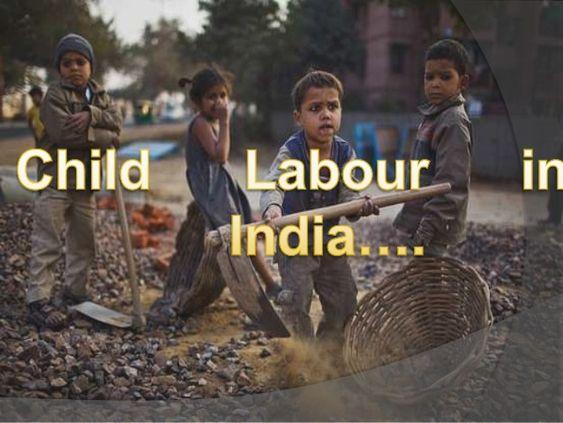 essay child labour in india