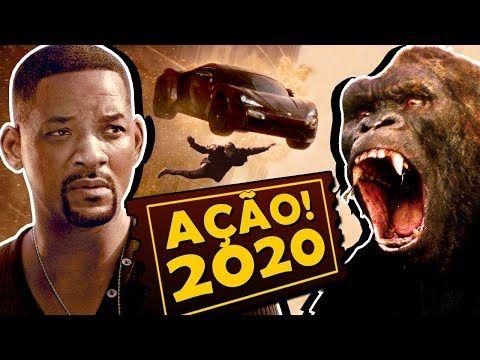 8 Filmes De Acao Mais Esperados De 2020 Youtube In 2020