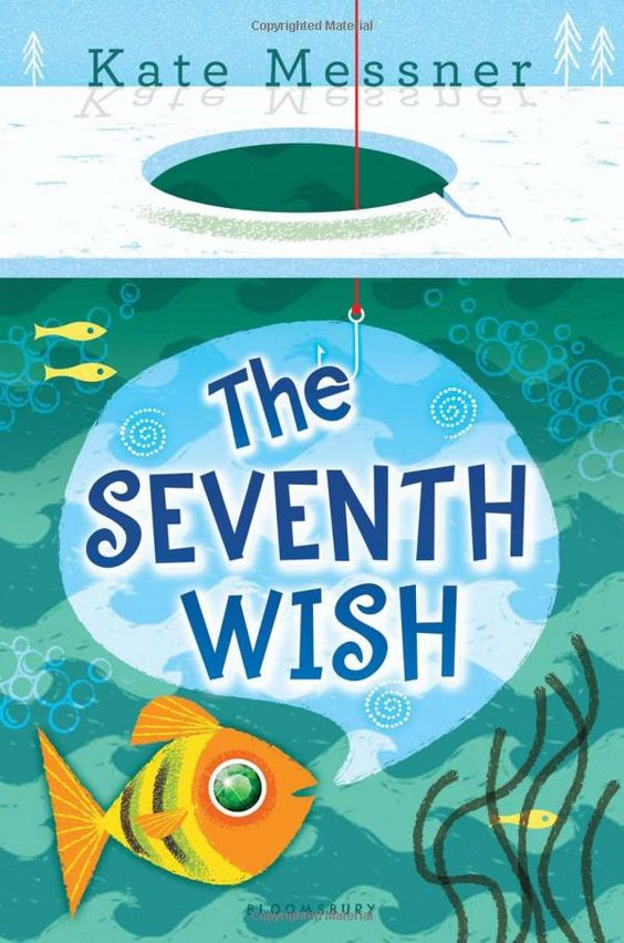 One day while ice fishing, Charlie discovers a floppy fish offering to grant a wish in exchange for freedom. Charlie can't believe her luck. But when her family faces a challenge bigger than any they've ever experienced, Charlie wonders if some things might be too important to risk on a wish fish. ~Well written story with solid characters for readers who like realistic fiction with a touch of whimsy. Grades 4 and up.: