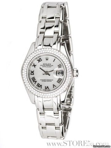 Rolex Oyster Perpetual Lady-Datejust Pearlmaster for Sale in Columbus, Ohio Classified | AmericanListed.com