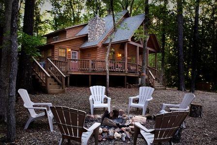 Quivira  3 BR, Sleeps Beavers Bend Getaways, Cabin Rentals In Broken Bow,  Oklahoma