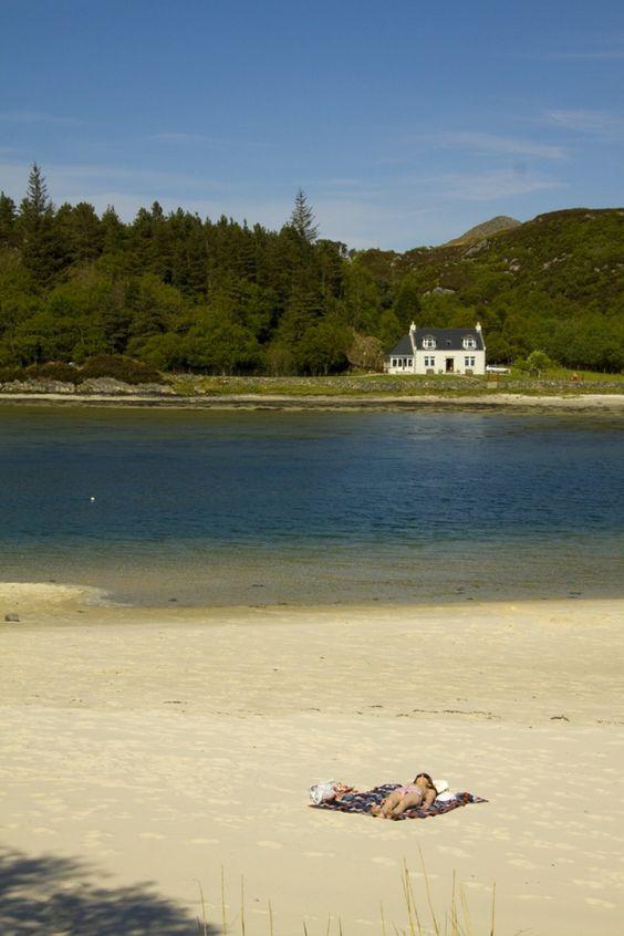 'Morar Beach
