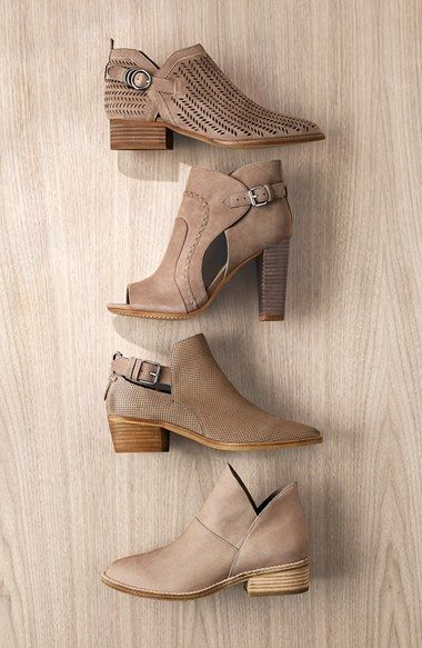 Vince Camuto has made the best family of booties we have ever seen! Get them now on ShopStyle!