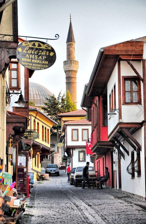 Odunpazarı, Eskişehir, Turquía