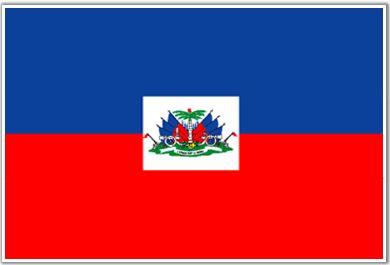 Drapeau d'Haïti (#Flag of #Haiti)