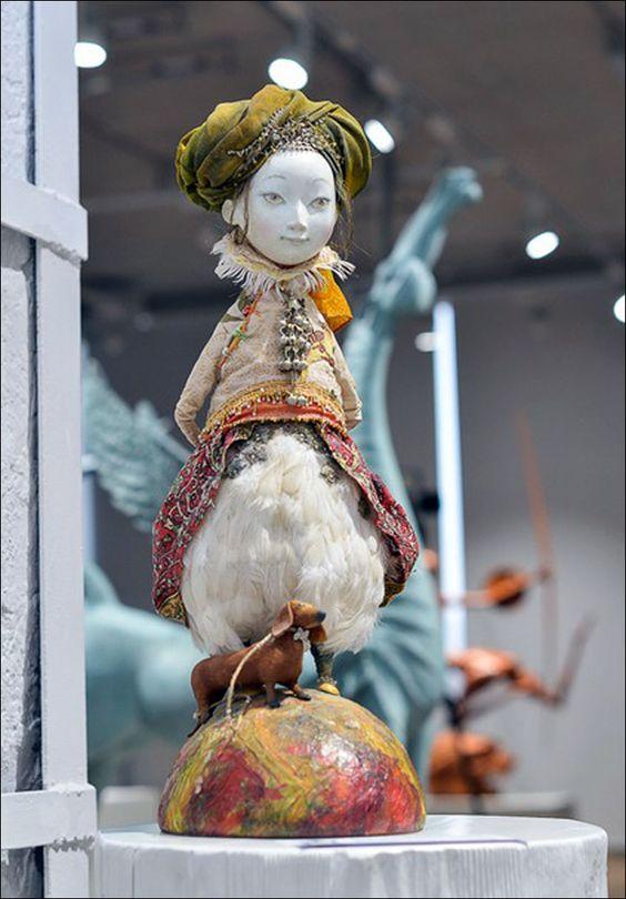 Muñecas de Namdakov: