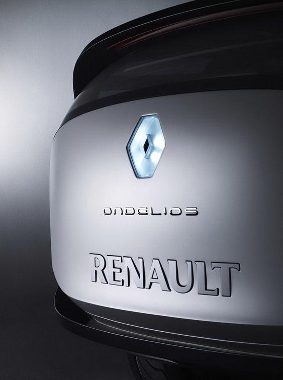 Renault Ondelios Concept (2008) - Энциклопедия концептуальных автомобилей