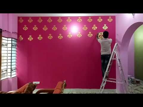 Asian Paints Berzer Colors Royal Color There Are More Gypsum Designs Asian Paints Wall Texture Design Bedroom Wall Paint
