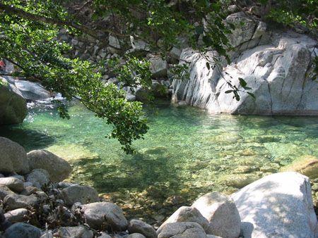 La rivière Restonica