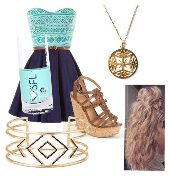 """""""Seaweed?"""" by tonglauren313 on Polyvore featuring Delicious, Nikko and Stella & Dot"""