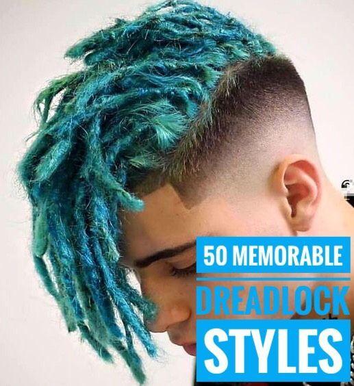50 Memorable Dreadlock Styles For Men In 2020 Dreadlock Styles Hair Styles Dreadlock Hairstyles For Men