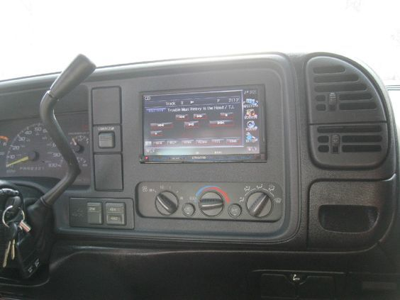 95 99 Ck Double Din With Images Chevy 1500 Chevy Tahoe
