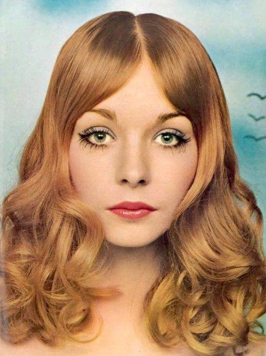 Late 60s Early 70s Makeup | Wajimakeup.co