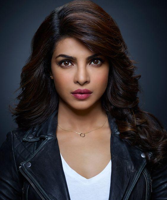 Priyanka Chopra of ABC プリヤンカー・チョープラー, アレックス・オローリ