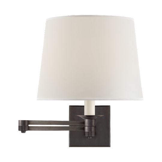 Ralph Lauren Evans Swing Arm Lamp Rl2010 Replacement Lampshade Custom Lampshades Swing Arm Lamp Lamp Lampshades